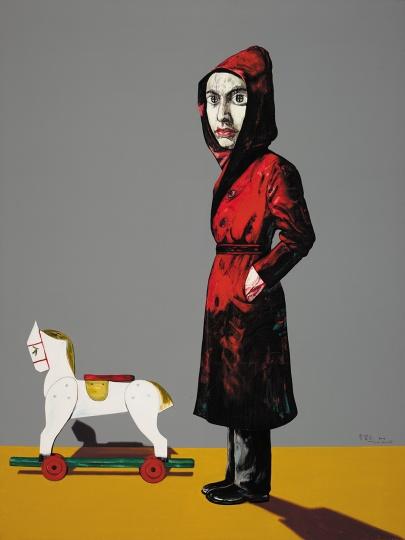 14 《肖像》 200 x 150cm 布面油画 2004 ©曾梵志工作室.jpg