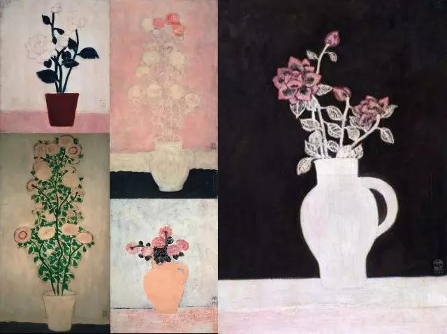 他是如今中国油画价格指数最高的艺术家