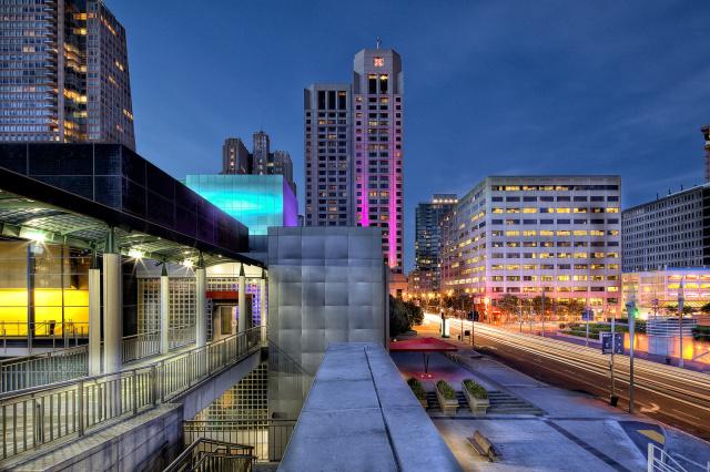旧金山,美国近代艺术新启之地