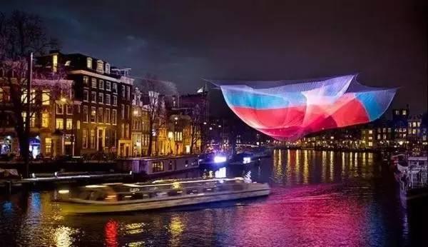 全球不可错过的灯光艺术节