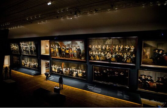 荷兰画派的黄金时代