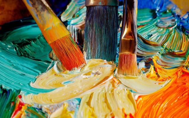 顶级的油画颜料推荐