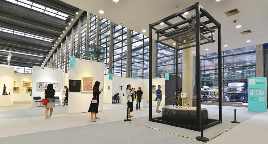 艺博会已呈现出区域化格局