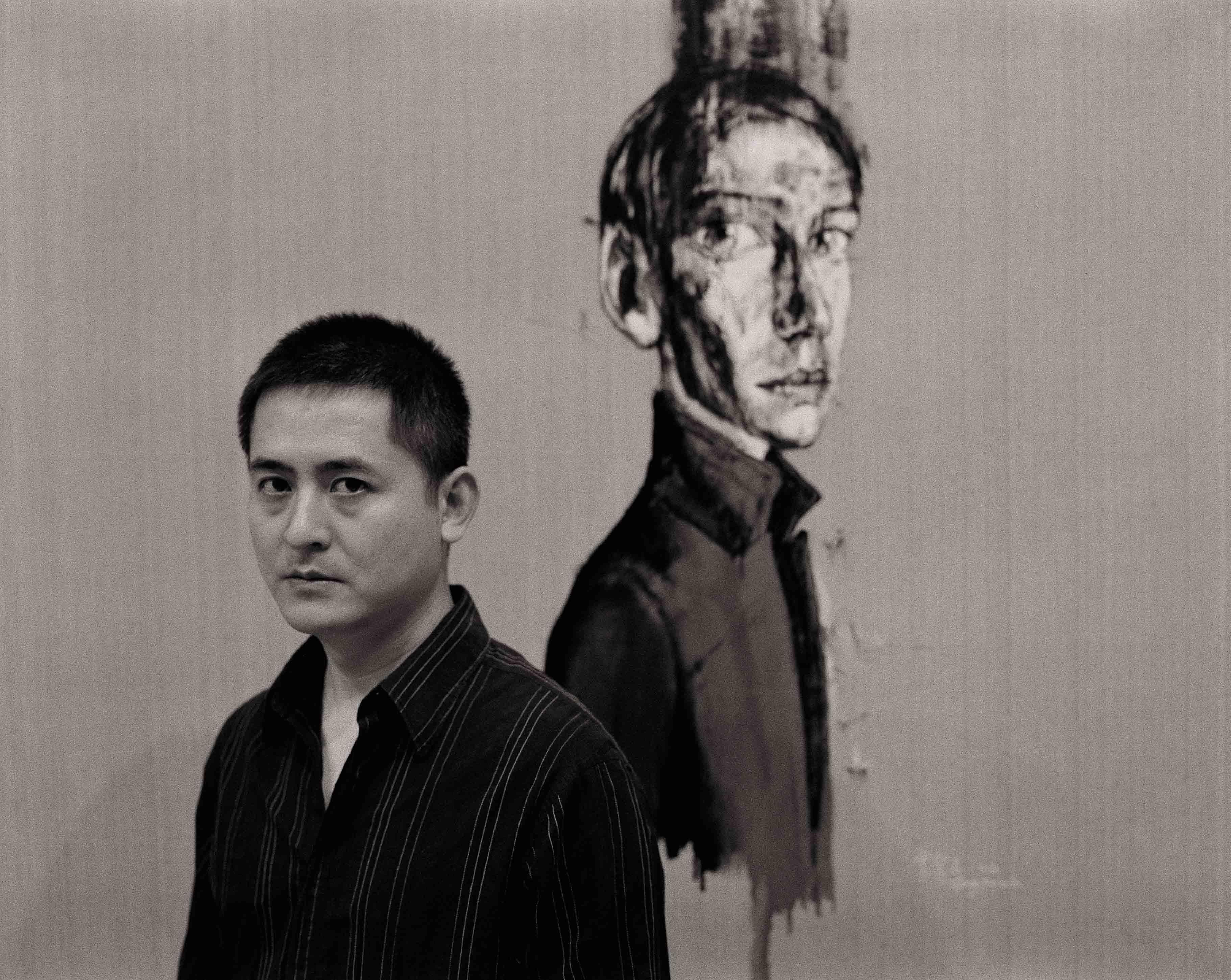 为什么他会是国际画廊追捧的香饽饽/曾梵志