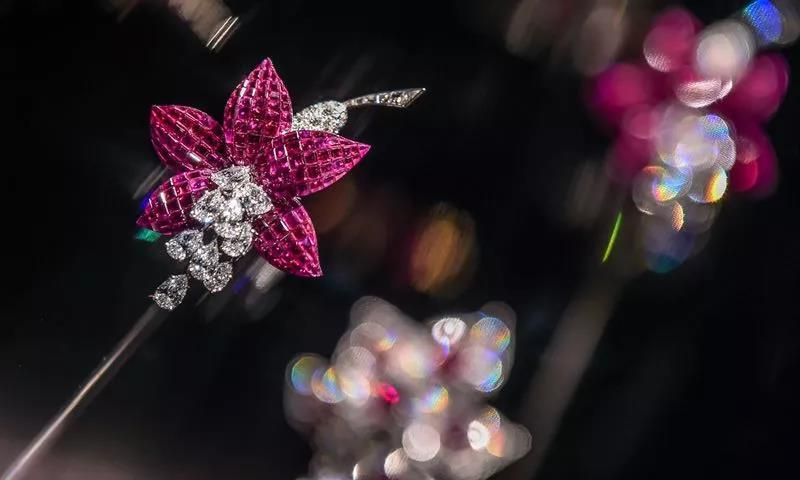 "Van Cleef & Arpels""When Elegance Meets Art雅艺之美"""