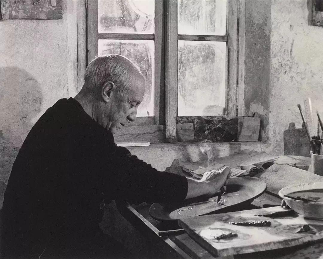 他是天才画家,更是商业天才/毕加索