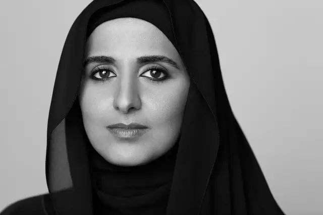 艺术界最受关注的女性,全球头号艺术买家/卡塔尔公主玛雅莎